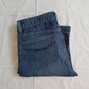 Women's GAP Long and Lean Jeans Size 10 30